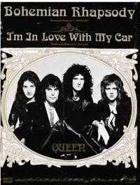 image of QUEEN: BOHEMIAN RHAPSODY_I'M IN LOVE WITH MY CAR