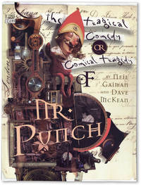 The Tragical Comedy or Comical Tragedy of Mr. Punch; A Romance