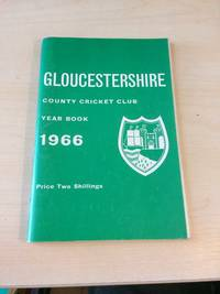 image of Gloucestershire County Cricket Club. Year Book, 1966