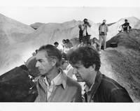 Zabriskie Point (Original photograph from the set of the 1970 film)