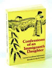 Confessions of an Immigrant's Daughter (Social History of Canada ; 34) by  Laura Goodman Salverson - Paperback - Reprint - 1981 - from RareNonFiction.com and Biblio.com