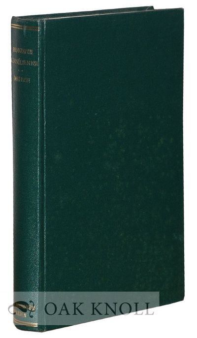 Naarden: Anton W. Van Bekhoven, 1968. cloth. Corneille, Pierre. 8vo. cloth. xv, 552 pages. Reprint o...