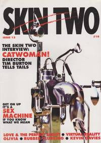 Skin Two Issue No. 12: The Skin Two Interview: Catwoman!