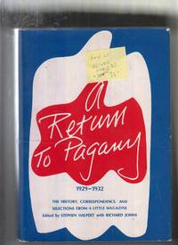 A Return to Pagany
