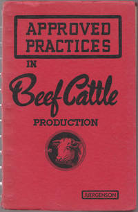 image of Approved Practices in Beef Cattle Production