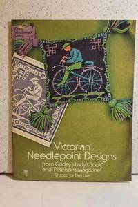 Victorian Needlepoint Designs from Godey's Lady's Book and Peterson's  Magazine
