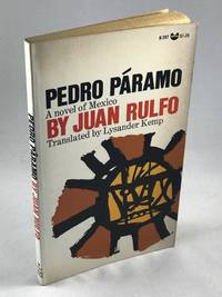 Pedro Paramo by  Juan Rulfo  - Paperback  - First US Edition Thus/First Printing  - 1969  - from Lost Paddle Books, IOBA (SKU: LPB003225JR)