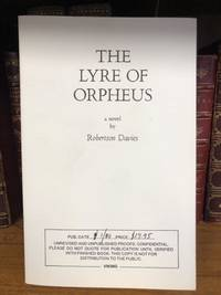 THE LYRE OF ORPHEUS [SIGNED]