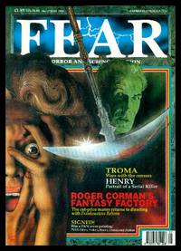 image of FEAR - Fantasy, Horror and Science Fiction - Issue 17 - May 1990
