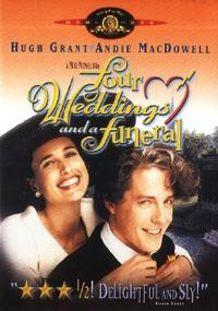 Four weddings and a funeral by mike director newell for Four weddings and a funeral director mike