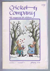 image of Cricket & Company: The Magazine for Children Volume 1 Number 5 February 1975