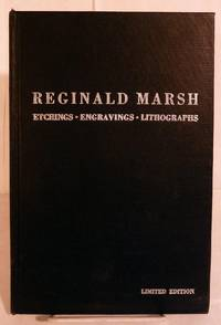 Reginald Marsh Etchings Engravings Lithographs