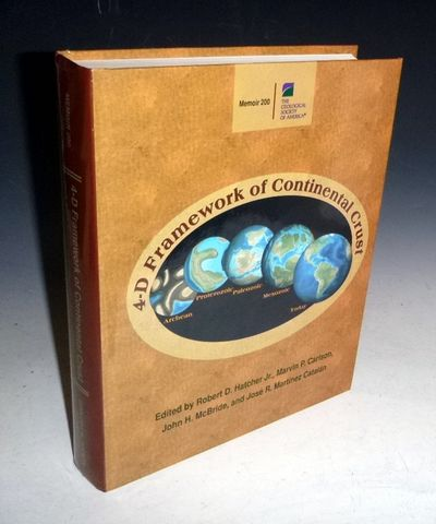 Boulder, CO: Geological Society of America, 2007. First Edition. Thick Quarto. 641pp. with CD. This ...