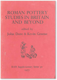 Roman Pottery Studies in Britain and Beyond: Papers Presented to John Gillam, July 1977