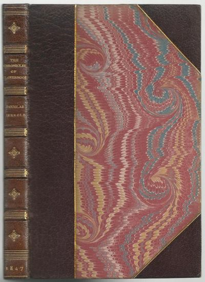 London: The Punch Office, 1847. First Edition. Three Quarter Leather. Very Good. Meadows, Kenney. Se...