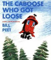 image of The Caboose Who Got Loose (Sandpiper Books)