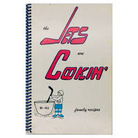 image of The JETS are Cookin': 81-82, Family Recipes