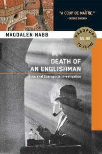 image of Death of an Englishman (Marshal Guarnaccia Investigation (Paperback))