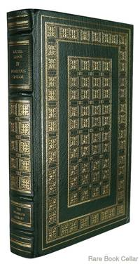 THE ADVENTURES OF ROBINSON CRUSOE Franklin Library by Daniel Defoe - First Edition; First Printing - 1984 - from Rare Book Cellar (SKU: 83665)