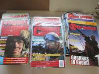 image of Combat and survival magazine: a broken run from vol. 1 no. 1 (April 1989)  to vol.16 no. 1 (April 2004) 106 issues