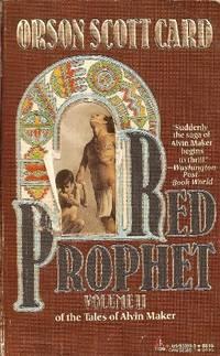 Red Prophet Tales of Alvin Maker