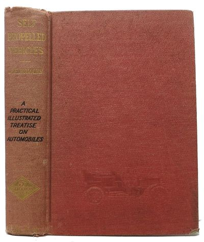 New York: Theo. Audel & Co, 1908. 3rd edition. Red cloth. TEG. VG (spine sunned/bit of wear at spine...