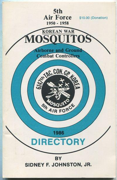 (Albuquerque, New Mexico): Mosquito Association, 1986. Softcover. Fine. 1986 edition. 56pp. Stapled ...