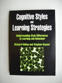 image of Cognitive Styles and Learning Strategies  -  Understanding Style Differences in Learning and Behaviour