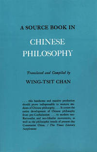 image of A Source Book in Chinese Philosophy