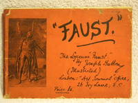 """FAUST."" The Lyceum ""Faust."" By Joseph Hatton (Illustrated) London: ""Art Journal"" Office, 16 Ivy Lane, E. C. Price 1s 1885"