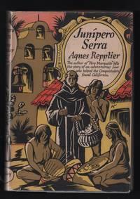 image of Junipero Serra. Pioneer Colonist of California
