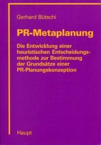 PR-Metaplanung.