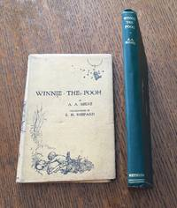WINNIE THE POOH. by MILNE. A. A - Hardcover - from Paul Foster Books (SKU: 10309)