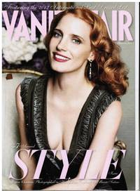 image of VANITY FAIR 2012 STYLE ISSUE - JESSICA CHASTAIN