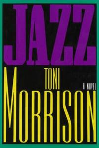 Jazz by Toni Morrison - Hardcover - 1992 - from ThriftBooks and Biblio.co.uk
