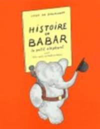 image of Histoire De Babar (LES LUTINS) (French Edition)
