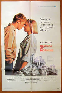 Red Sky At Morning- Original One Sheet Folded Movie Poster (1971)