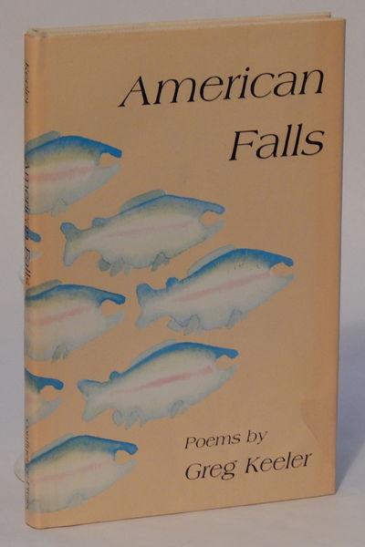 Lewiston, Idaho: Confluence Press, 1987. First edition. Hardcover. Very good/Very good. Octavo (23.8...
