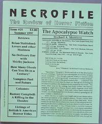 NECROFILE: The Review of Horror Fiction #25