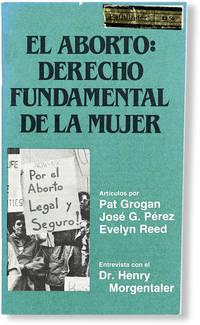 image of El Aborto: Derecho Fundamental de la Mujer