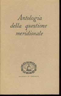 ANTOLOGIA DELLA QUESTIONE MERIDIONALE