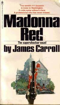 Madonna Red by  James Carroll - Paperback - 19977 - from Odds and Ends Shop and Biblio.com
