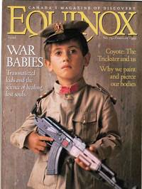 image of EQUINOX SCIENCE MAGAZINE: TRAUMATIZED KIDS & THE SCIENCE OF HEALING LOST SOULS