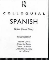 Colloquial Spanish : A Complete Language Course