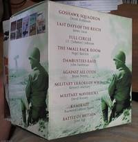 image of The Military Classics Collection kamikaze & the Battle of Britain & military Mavericks & military errors of World War II & against all orders! & Last days of the Reich & the Dam Busters raid & the small  back room & full circle & goshawk squadron