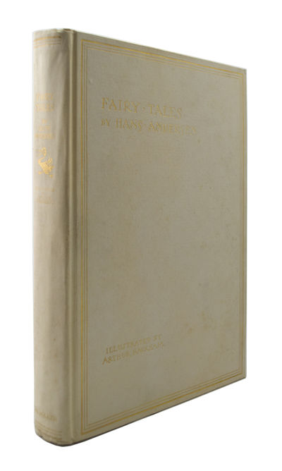 A Lovely Copy of Rackham's Fairy Tales by Hans Andersen In the Original Publisher's Slipcase . ANDER...