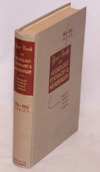 image of The year book of neurology, psychiatry and neurosurgery (1954-1955 year book series)