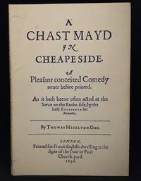 image of A Chaste Maid in Cheapside; 1630