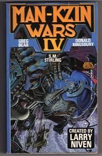 image of Man-Kzin Wars IV
