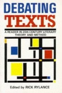 Debating Texts